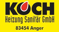 KOCH Heizung Sanitär GmbH in Anger
